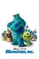 Monsters Inc movie poster (2001) picture MOV_f1dcf615