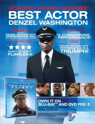 Flight movie poster (2012) poster MOV_f1e2b341