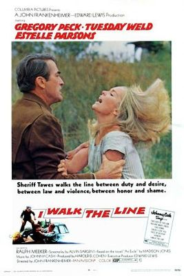 I Walk the Line movie poster (1970) poster MOV_f1e9e89f