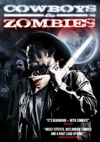 Cowboys vs. Zombies movie poster (2014) picture MOV_f1ecdf56