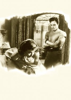 A Streetcar Named Desire movie poster (1951) poster MOV_f1ed8556