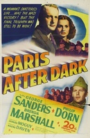 Paris After Dark movie poster (1943) picture MOV_f1f555e9