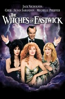 The Witches of Eastwick movie poster (1987) picture MOV_f1facc24