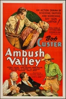 Ambush Valley movie poster (1936) picture MOV_f1fdf0f7