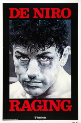 Raging Bull movie poster (1980) poster MOV_f2017540