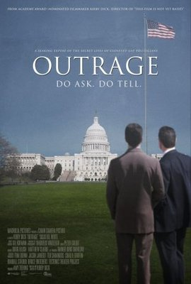 Outrage movie poster (2009) poster MOV_f2028003