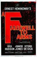 A Farewell to Arms movie poster (1957) picture MOV_f2092cac