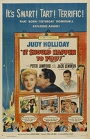 It Should Happen to You movie poster (1954) picture MOV_f20d4e63
