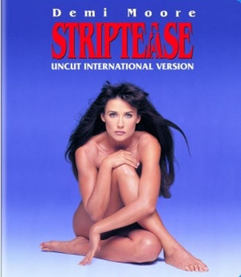 Striptease movie poster (1996) poster MOV_f2123342