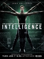 Intelligence movie poster (2013) picture MOV_f21248e6