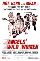 Angels' Wild Women movie poster (1972) picture MOV_f217a4ae