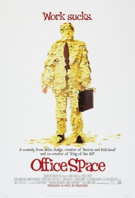 Office Space movie poster (1999) poster MOV_f21da0a3