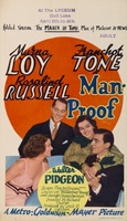 Man-Proof movie poster (1938) picture MOV_f21faad1