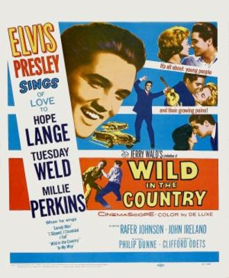 Wild in the Country movie poster (1961) poster MOV_f23dee35