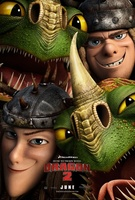 How to Train Your Dragon 2 movie poster (2014) picture MOV_f23f26f0