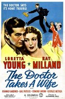 The Doctor Takes a Wife movie poster (1940) picture MOV_f243414e