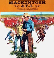 Mackintosh and T.J. movie poster (1975) picture MOV_f2505113