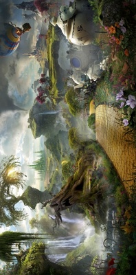 Oz: The Great and Powerful movie poster (2013) poster MOV_f2533fcf
