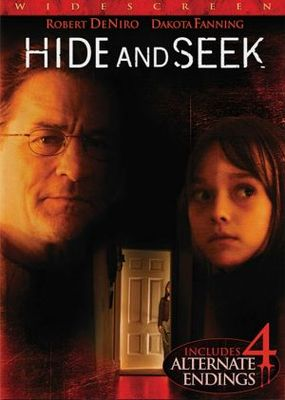 Hide And Seek movie poster (2005) poster MOV_f255deb5