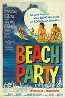 Beach Party movie poster (1963) picture MOV_f25a1eaf