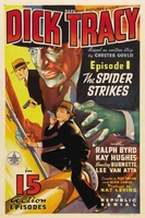 Dick Tracy movie poster (1937) picture MOV_f25e97a8