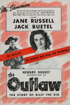 The Outlaw movie poster (1943) poster MOV_f25e9804
