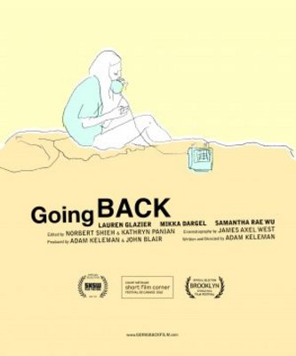 Going Back movie poster (2010) poster MOV_f26624b5