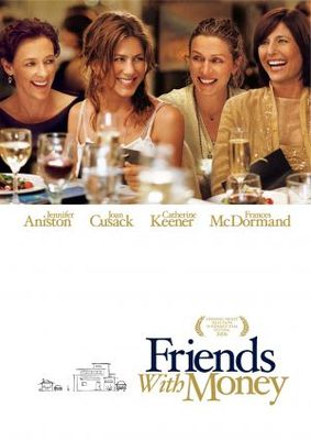 Friends with Money movie poster (2006) poster MOV_f2701b48