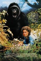 Gorillas in the Mist: The Story of Dian Fossey movie poster (1988) picture MOV_f274fb31