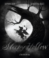 Sleepy Hollow movie poster (1999) picture MOV_f275f074