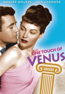 One Touch of Venus movie poster (1948) poster MOV_f2761550