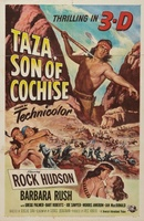 Taza, Son of Cochise movie poster (1954) picture MOV_f27d3adc