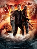 Percy Jackson: Sea of Monsters movie poster (2013) picture MOV_f27d49b5