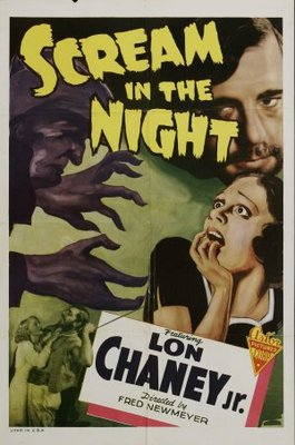 A Scream in the Night movie poster (1935) poster MOV_f27daaa3