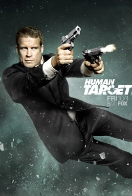 Human Target movie poster (2010) poster MOV_f27de4bd