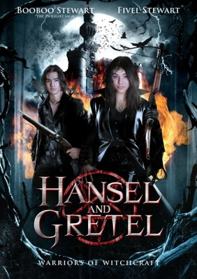 Hansel & Gretel: Warriors of Witchcraft movie poster (2013) poster MOV_f282a2de