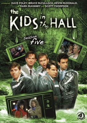 The Kids in the Hall movie poster (1988) poster MOV_f2834a2b