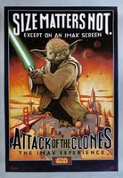 Star Wars: Episode II - Attack of the Clones movie poster (2002) picture MOV_f286d0fa