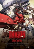 Gekijouban Trigun: Badlands Rumble movie poster (2010) picture MOV_f28e8db4
