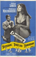Ieri, oggi, domani movie poster (1963) picture MOV_f2941b4d