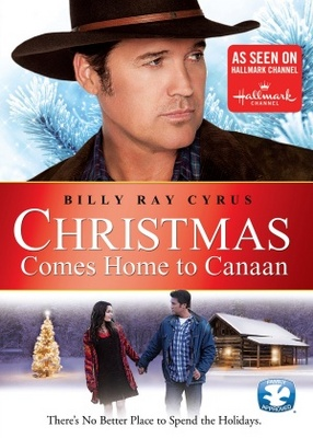 Christmas Comes Home to Canaan movie poster (2011) poster MOV_f2952316