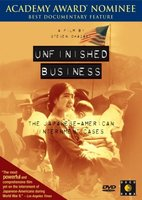Unfinished Business movie poster (1986) picture MOV_f29e9508