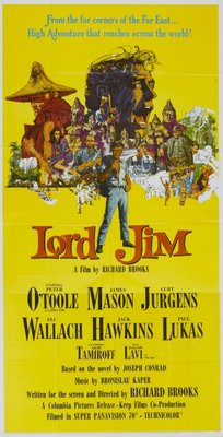 Lord Jim movie poster (1965) poster MOV_f2a114b2