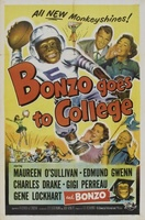 Bonzo Goes to College movie poster (1952) picture MOV_f2a43646