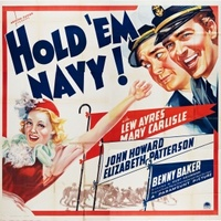 Hold 'Em Navy movie poster (1937) picture MOV_f2a6e2f7