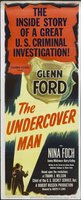 The Undercover Man movie poster (1949) picture MOV_f2a7c412