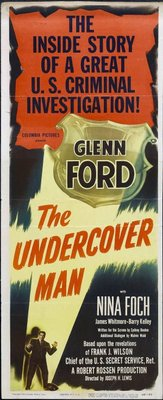 The Undercover Man movie poster (1949) poster MOV_f2a7c412