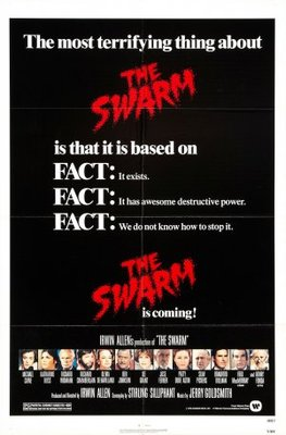 The Swarm movie poster (1978) poster MOV_f2b15dbd