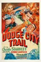 Dodge City Trail movie poster (1936) picture MOV_f2b551e3