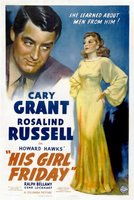 His Girl Friday movie poster (1940) picture MOV_f089812f